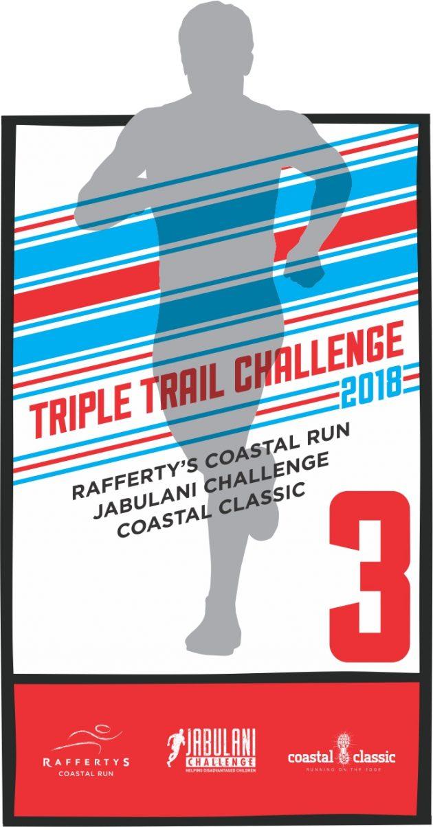 Triple Trail Challenge logo